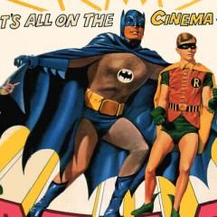 Galería de fotos del rodaje del show de Batman de los 60