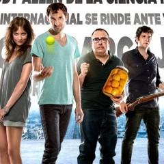 'Extraterrestre', una comedia tróspido-romántica de Nacho Vigalondo