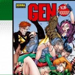 Regalamos 10 ejemplares de 'Archivos Wildstorm: Gen 13'