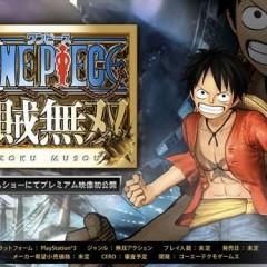 'One Piece Kaizoku Musou', los piratas se sueltan la melena en PS3