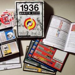 1936 Guerra Civil: Repasa la historia jugando a las cartas