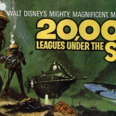 David Fincher dirigirá 'Veinte mil leguas de viaje submarino'