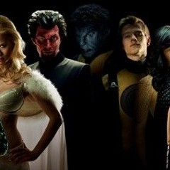 'X-Men: First Class', primera (y furtiva) imagen con el reparto