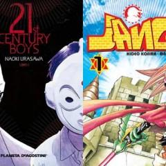 Planeta publicará 21st Century Boys en Junio junto a cuatro novedades más