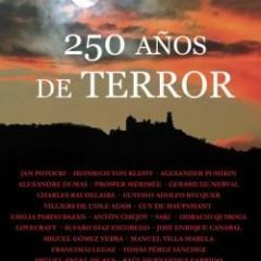 Ediciones Irreverentes publica la antología '250 años de terror'