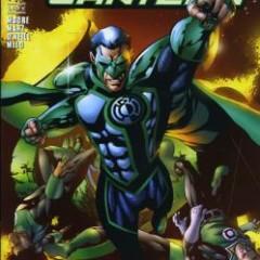 Green Lantern #6, ¿en qué piensa Planeta?