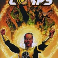 La Guerra de los Sinestro Corps #1, la saga del año