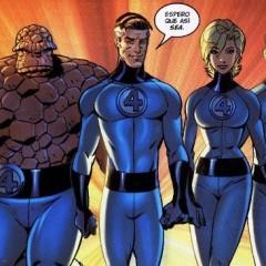 'Los 4 Fantásticos: Imaginautas', la esencia del grupo