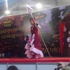Así era el cosplay en Expomanga 2012