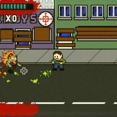 'Dead Pixels', un delicioso videojuego que une retrogaming y zombies