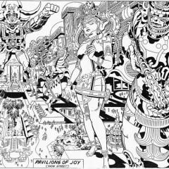 Los bocetos de Jack Kirby que la CIA usó para la operación 'ARGO'