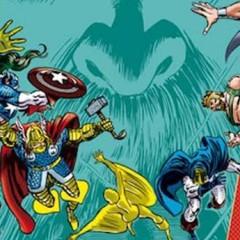 'MG. Los vengadores. Campo de batalla, el Olimpo', Vengadores contra dioses, ¿hace falta decir más?