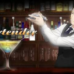 'Bartender', estupendo anime para ver con una copa al lado