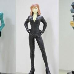'Lupin III' tendrá figuras a tamaño real
