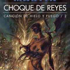 'Canción de hielo y fuego': un millón de ejemplares vendidos y nueva portada de 'Choque de reyes'