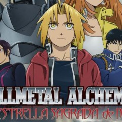 'FullMetal Alchemist: la estrella sagrada de Milos' obligada para todo fan de la serie