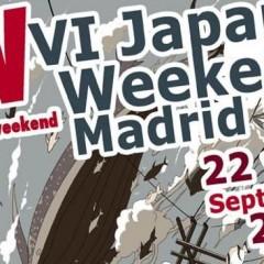 Así era el cosplay en la VI Japan Weekend de Madrid