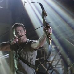 'Arrow', cualquier parecido es coincidencia