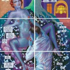 Alan Moore presenta su primer cómic erótico