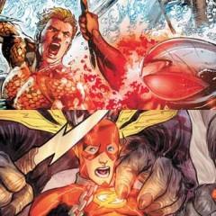 'Aquaman num.3' & 'Flash num.3', de lo mejorcito del NUDC