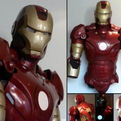 ¿Dónde comprar una armadura de Iron Man?, pues en eBay