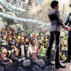 Marvel presenta la boda entre Estrella del Norte y su novio Kyle