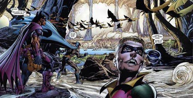 Batman Odisea interior 1