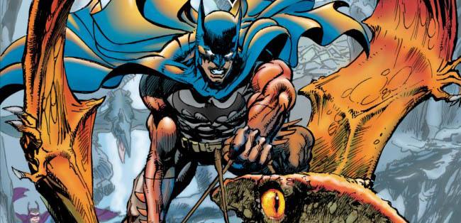Batman Odisea portada