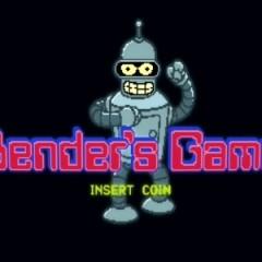 El Juego de Bender, gracias a Dios que Futurama existe