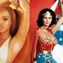 Beyoncé se muere por interpretar a Wonder Woman