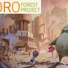 Salvemos el Bosque de Totoro