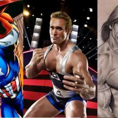 """Mike """"Titan"""" O'Hearn quiere ser Conan y el Capitán América"""