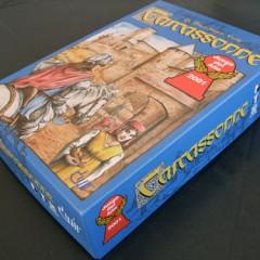 Carcassonne, las piezas del reino