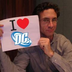 Chuck Palahnuik podría trabajar para DC