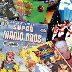 Cómics basados en videojuegos
