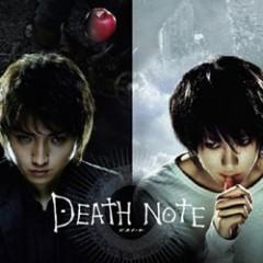 La primera película de Death Note se proyectará en USA