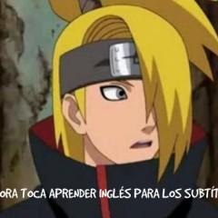 Naruto Shippuden contará con versión subtitulada al inglés en una hora