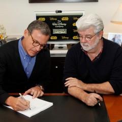 Disney compra Lucasfilm y anuncia 'Star Wars: Episode VII' para 2015
