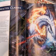 Imágenes de Dungeons&Dragons Cuarta Edición