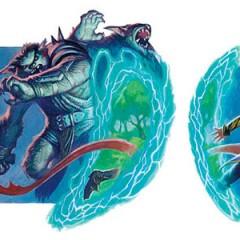 Presentando Dungeons&Dragons 4ª Edición: Poderes