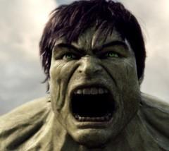 El Increíble Hulk, esto es entretenimiento