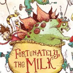 'Fortunately, the Milk' lo próximo de Neil Gaiman