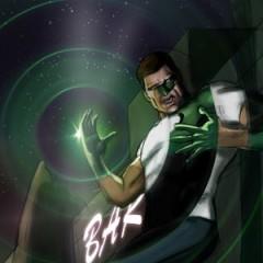 Brian Murray nos presenta el arte conceptual de Green Lantern