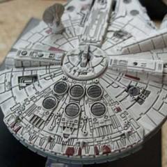 Un vistazo a un coleccionable… Star Wars, naves y vehículos