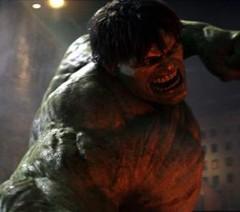El Increible Hulk, galería de imágenes, 6 clips de la película y 5 spots para televisión