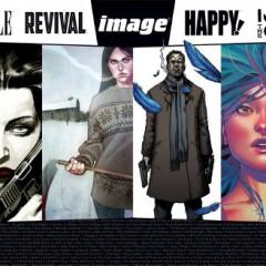 Un par de cómics nuevos para una Image en forma [SDCCI 2012]