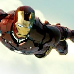 Iron Man, entretenida presentación