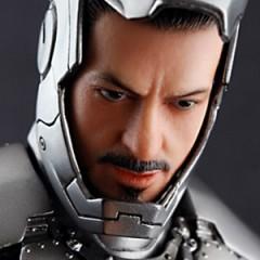 Otra increible figura, esta vez de Iron Man