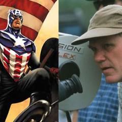 Y el director para El Capitán América es… Joe Johnston