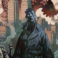 Alex Proyas y Mike Mignola adaptarán 'Joe Golem y la ciudad sumergida' [SDCCI 2012]